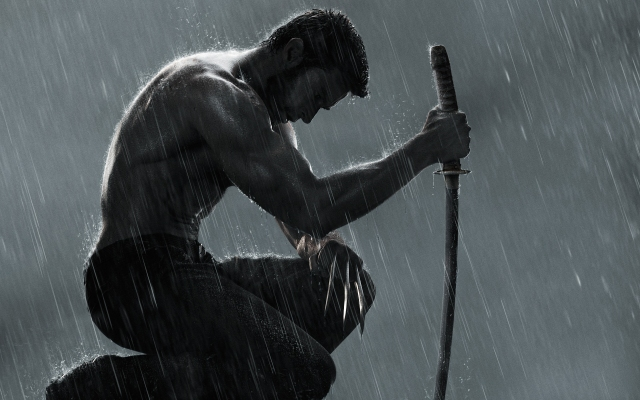 Hugh Jackman as 'Wolverine'
