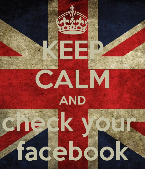 Facebook paranoia