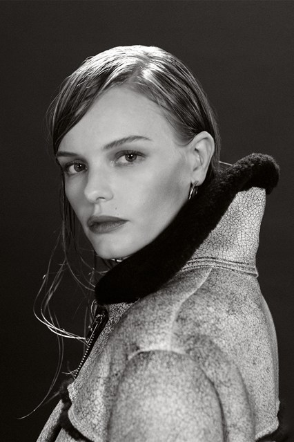 Kate Bosworth for Topshop | Photographer: Michael Polish