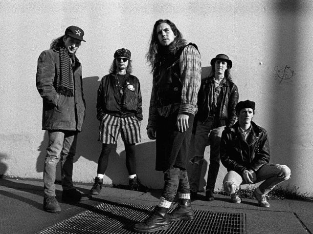 Pearl Jam in the Nineties