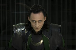 Tom Hiddleston as 'Loki' in Thor